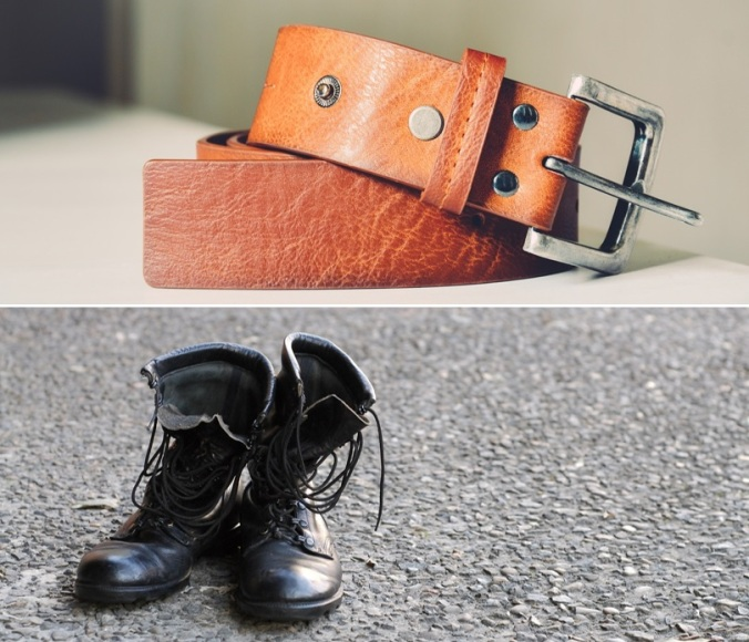 belt-and-boots
