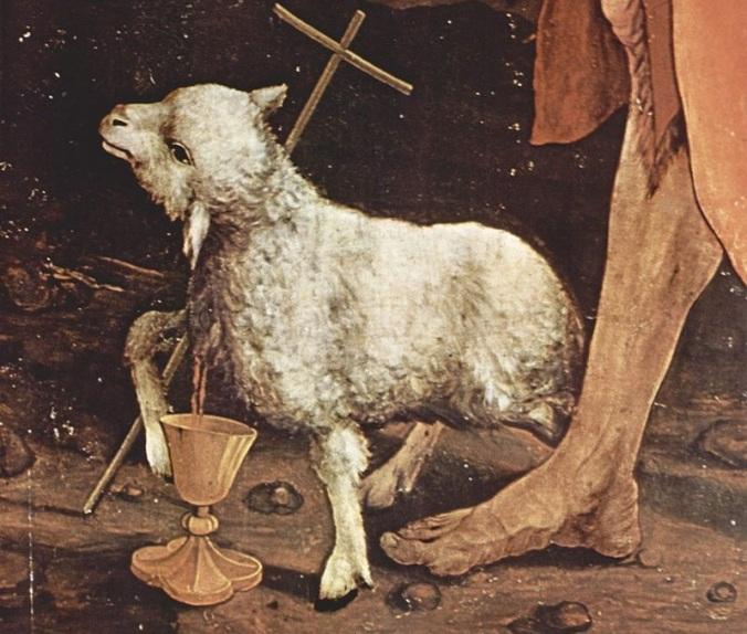 Grunewald Crucifixion