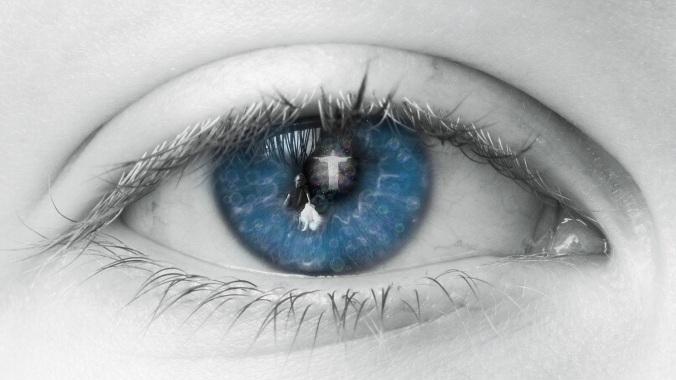 Eye Jesus
