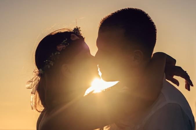 kiss-sun