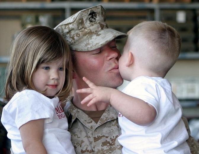Soldier kids