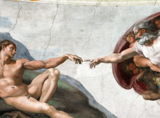 Sistine Chapel Creation