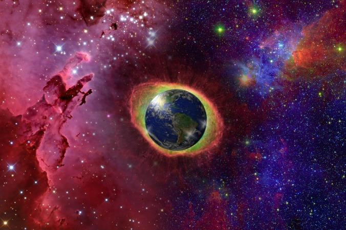 creaation earth