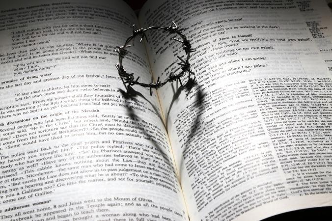 Heart - Thorns - Bible