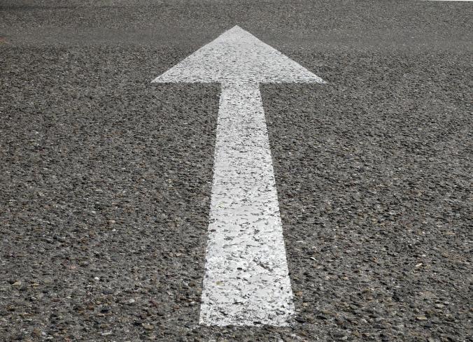 street-arrow