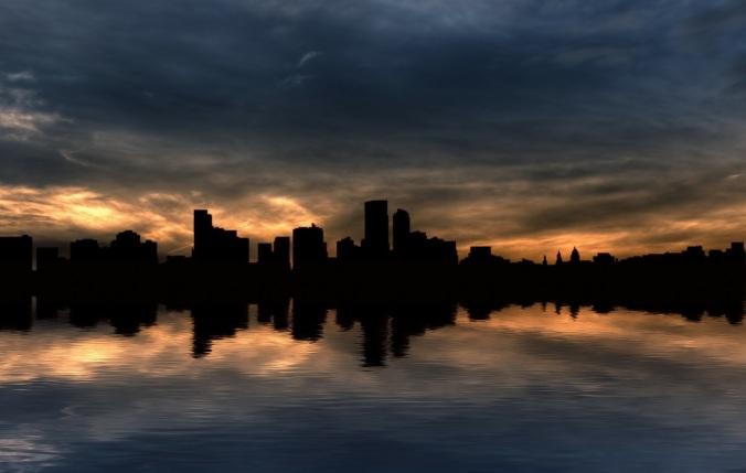 Distant Skyline