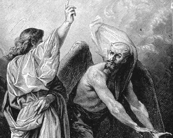 Jesus vs Devil