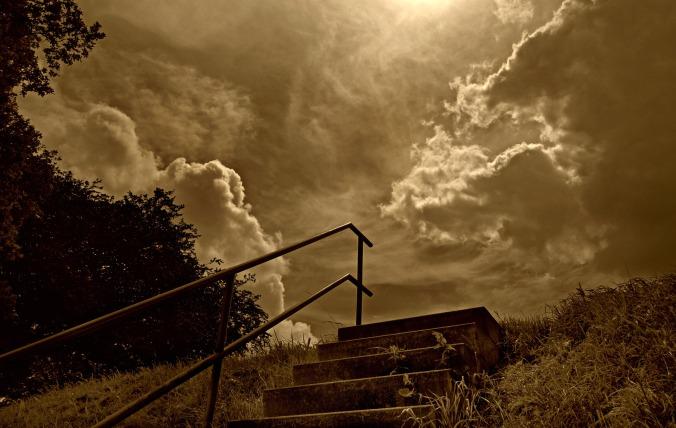 stairs heaven