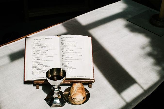 Chalice Bread Book