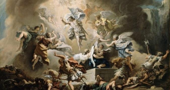 Resurrection Scene