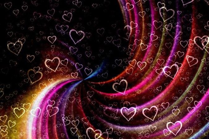 Hearts overflow