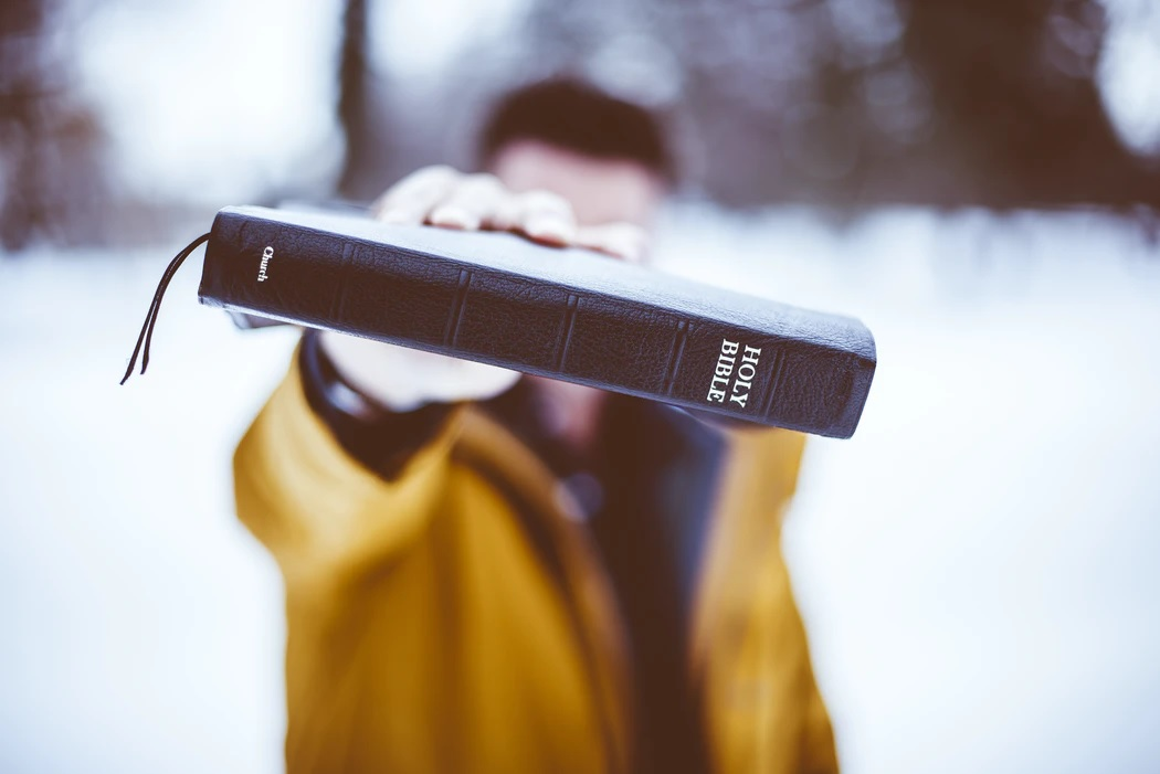 Bible Hold Out